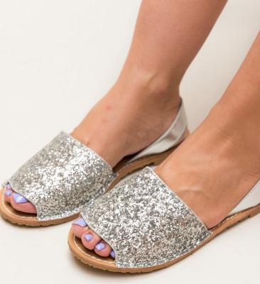Sandale Karen Argintii