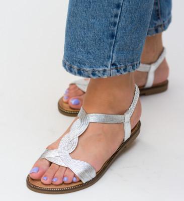 Sandale Kartus Argintii
