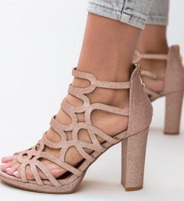 Sandale Laradia Aurii