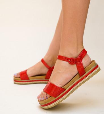Sandale Lute Rosii