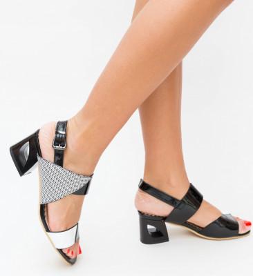 Sandale Minera Negre