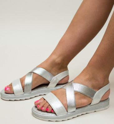 Sandale Narcis Argintii