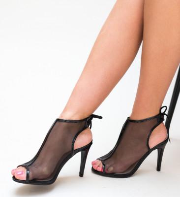 Sandale Nathan Negre