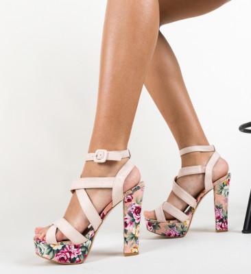 Sandale Nega Roz