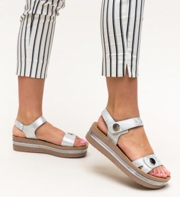 Sandale Penty Argintii