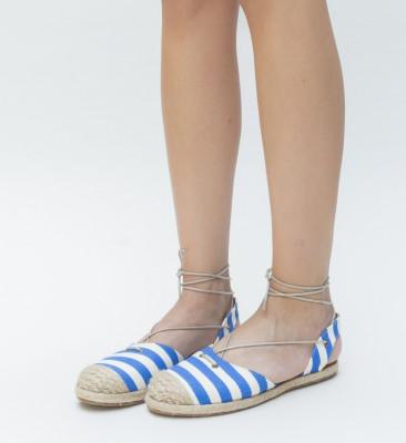 Sandale Persico Albastre