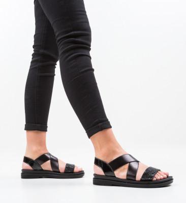 Sandale Pinos Negre