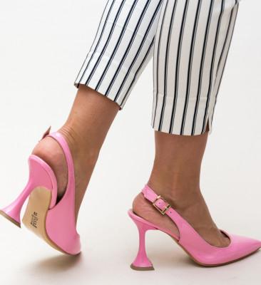 Sandale Piramas Roz