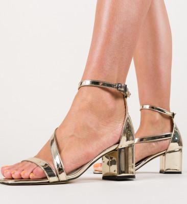Sandale Piruna Aurii