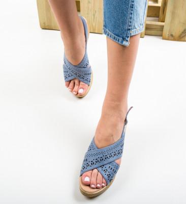 Sandale Renae Albastre