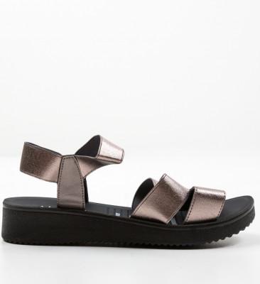 Sandale Rinda Gri