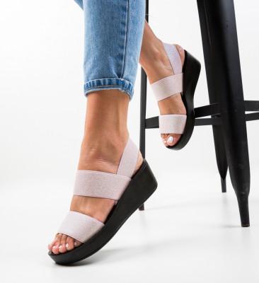 Sandale Sclipio Roz