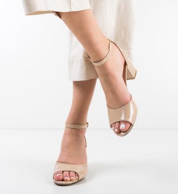 Sandale Sieni Bej