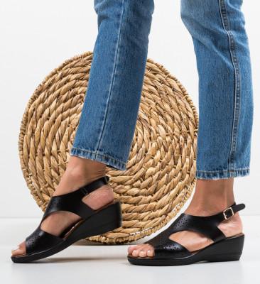 Sandale Silico Negre
