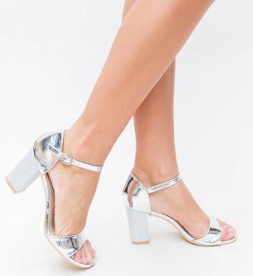 Sandale Sindia Argintii