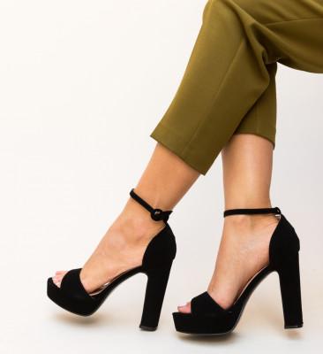 Sandale Stella Negre
