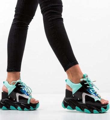 Sandale Tapia Negre