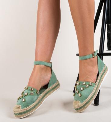 Sandale Tican Verzi