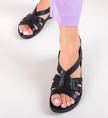 Sandale Timiro Negre