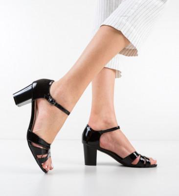 Sandale Transka Negre 2
