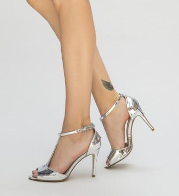 Sandale Yone Argintii