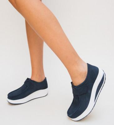Pantofi Tinna Albastri