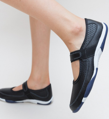Pantofi Casual Ferdinand Negre