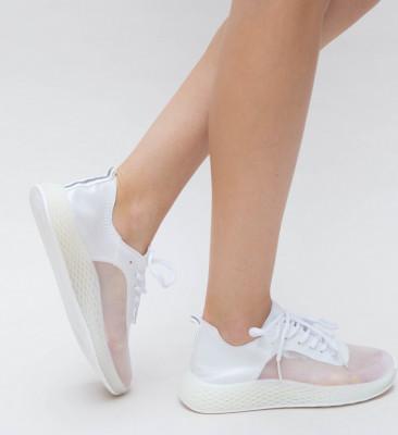 Pantofi Sport Demes Albi