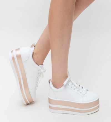 Pantofi Sport Hensy Aurii