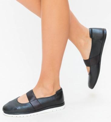 Pantofi Casual Vetin Negri