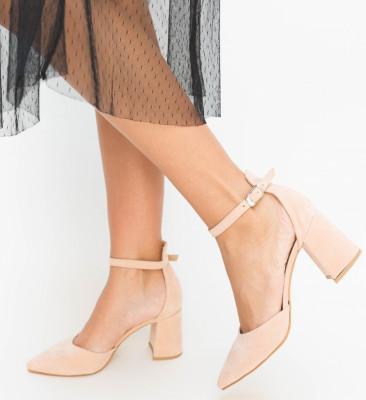 Pantofi Alio Roz 2