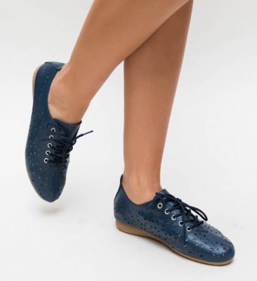 Pantofi Casual Progo Bleumarin