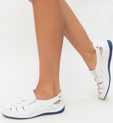 Pantofi Casual Romeo Albi