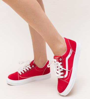 Pantofi Sport Felix Rosii