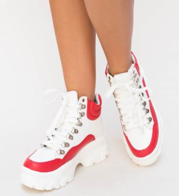 Pantofi Sport Tibi Rosii