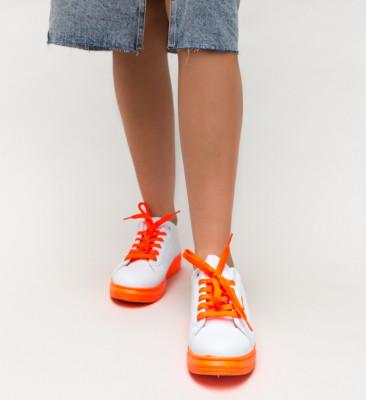 Pantofi Sport Riaz Albi