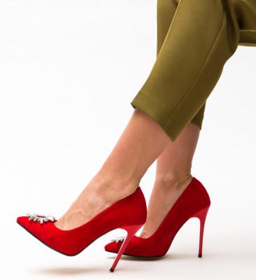 PantofI Spiti Rosii