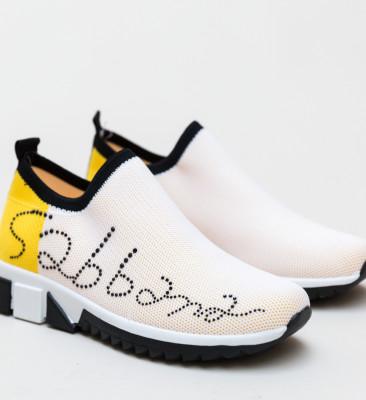 Pantofi Sport Sabbar Galbeni