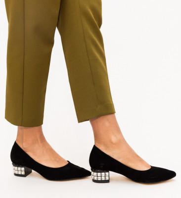 Pantofi Edit Negri