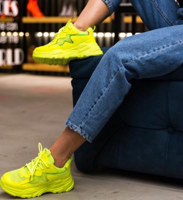 Pantofi Sport Horace Neon