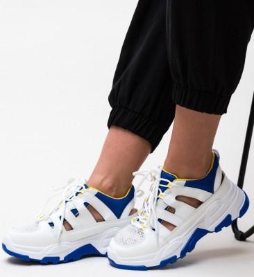 Pantofi Sport Gessi Albastri