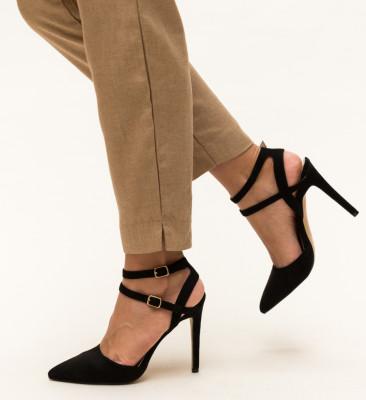 Pantofi Jarvis Negri