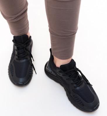 Pantofi Sport Portic Negri