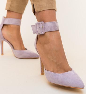 Pantofi Ravlin Mov