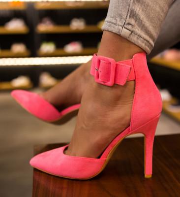 Pantofi Ravlin Roz