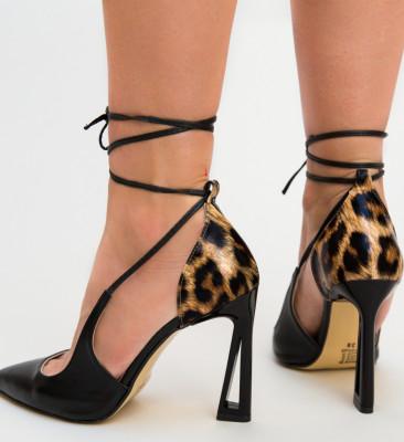 Pantofi Hompi Negri 2