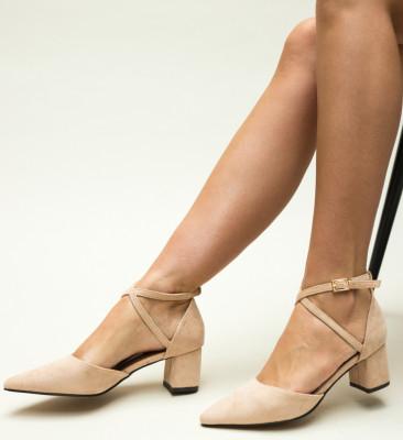 Pantofi Ramos Bej