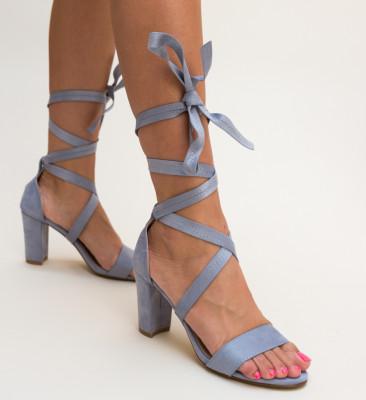 Sandale Percea Albastre