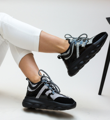 Pantofi Sport Medoza Albi