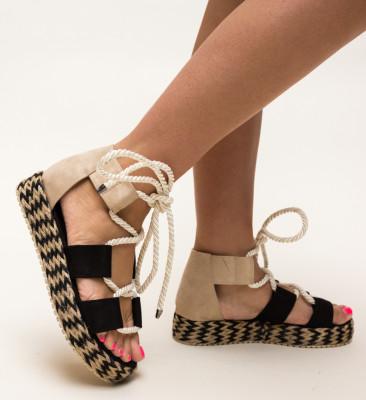Sandale Boxero Negre 2